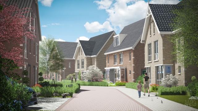Bouw woningproject in lent gaat van start propertynl for Woonbeurs 2016 utrecht