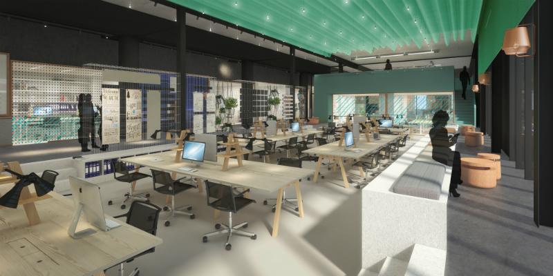 The Student Hotel introduceert flexibele werkruimte TSH Collab   Proper