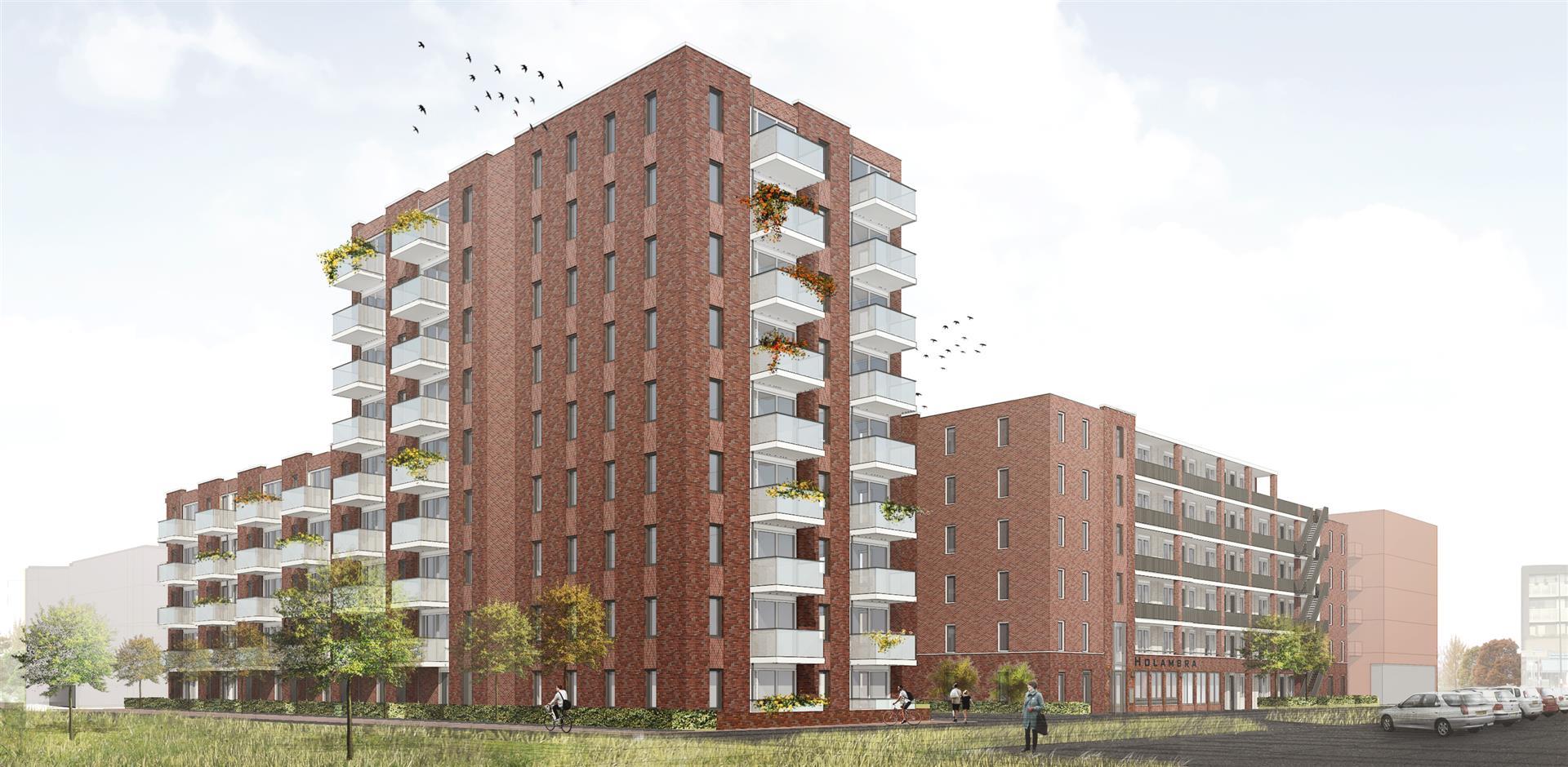 Start bouw 99 appartementen Almere Buiten   PropertyNL