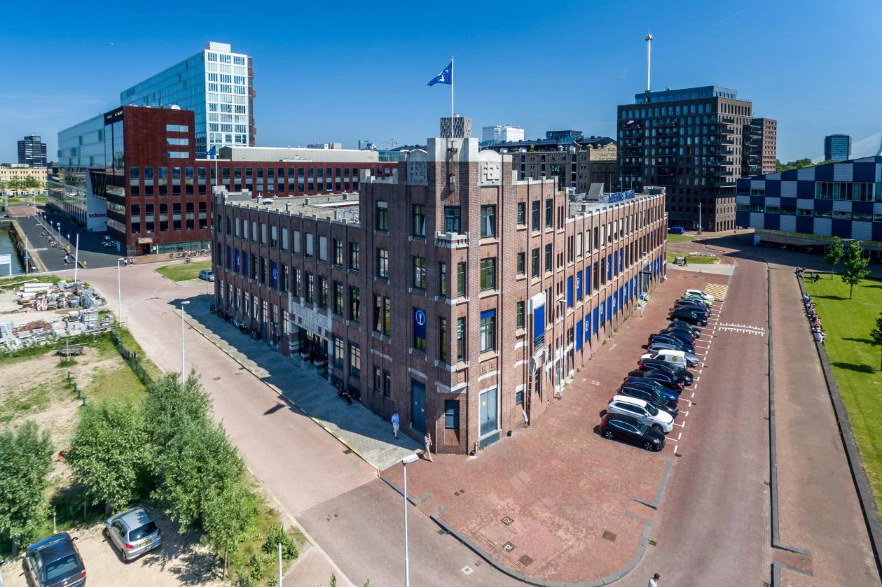 Dudok koopt rotterdamsche lloyd van gemeente propertynl - Expressionistische architectuur ...