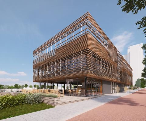 George Marina vestigt zich in Amstelkwartier | PropertyNL George Marina Amsterdam