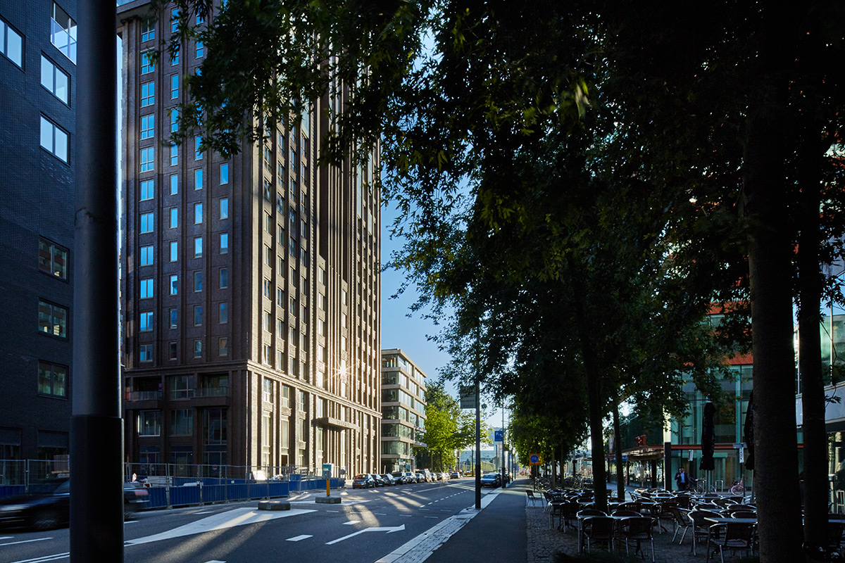 Amr th apart hotel schiphol badhoevedorp geopend propertynl for Amsterdam appart hotel