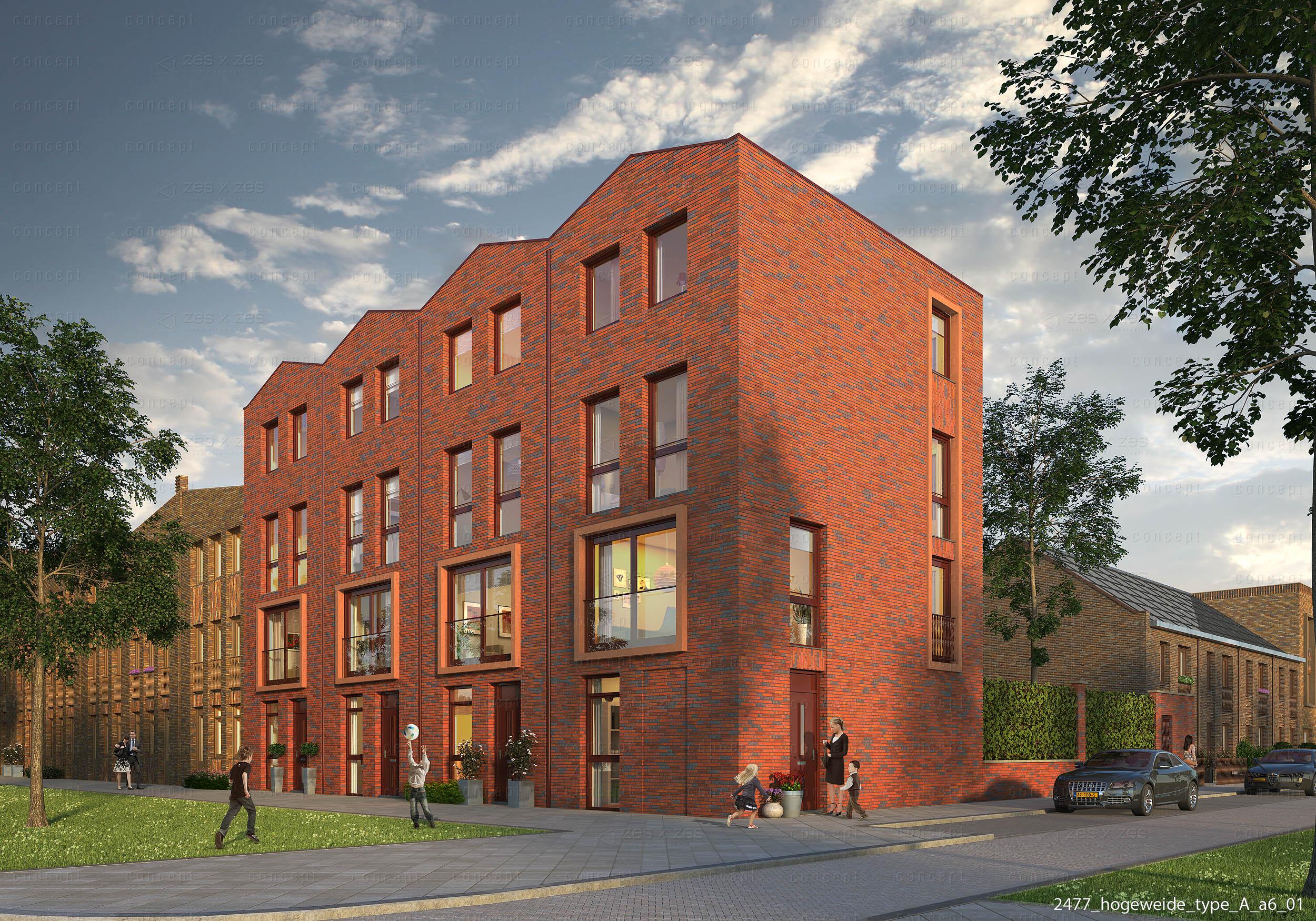 Hurks bouwt energieneutrale woningen in ho propertynl