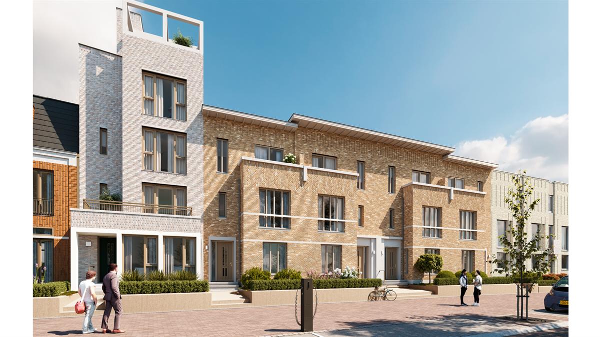 Ballast Nedam start verkoop deel Groene Loper in Maastricht - PropertyNL