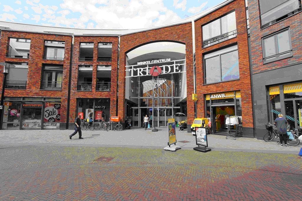 Takko Fashion huurt winkelruimte in Triade As... | PropertyNL
